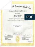 Certificate Rotated