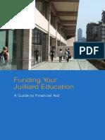 Financial Aid at Juilliard 4