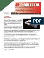 ASFP E-Bulletin Issue10