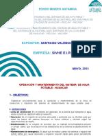 Operacion y Mantenimiento - Huancar.pptx