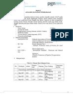 Bab 6 Analisis Data Dan Pembahasan