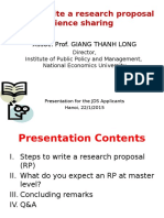 JDS_How to Write an RP_2015!01!22