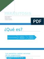 PARASITOSIS presentacion