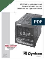 ATC770 Manual