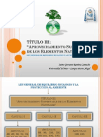 Titulo III - LGEEPA