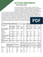 Us Export Sales Report - 20-5-10