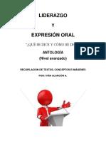 Antología-curso Avanzado de Oratoria