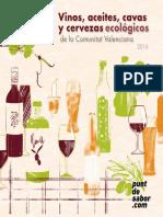 Guia Vinos Ecologicos Puntdesabor 2016