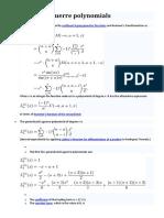 Associated Laguerre Polynomials