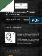 Reordar o Holocausto