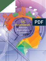 SJC Heartbeat - Passion, Aspirations, Dreams (Volume 2)