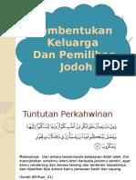 pembentukan keluarga dan pemilihan jodoh.pptx
