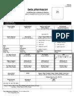 Bp - Form - Hrm - 062 - Data Pelamar