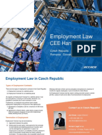 Employment Law CEE Handbook 2016