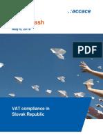 VAT compliance in Slovak Republic