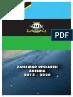 Zanzibar Research Agenda1