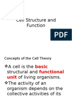 1. Cell Structure and Function.pptx