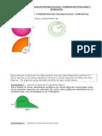 Ficha1 Superficies y Perímetros de Figuras Planas Compuestas