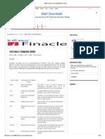 1000 Finacle Commands_Menus _ Aeiro