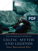 The Mammoth Book of Celtic Myth - Peter Berresford Ellis