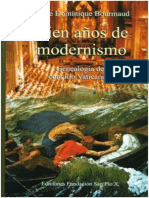 Cien ahos de modernismo - Padre Dominique Bourmaud.epub