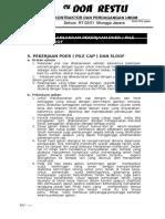 5 Metode Pelaksanaan Pekerjaan Pile Cap