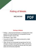Metal Rolling(URI)