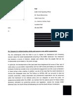 SABC Letter