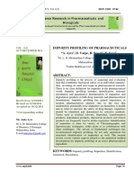 IMPURITY PROFILING OF PHARMACEUTICALS.pdf