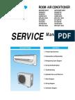 Samsung SH09xWH SH12xWH SERVICE MANUAL