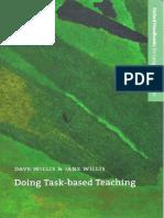 Doing Task-based Teaching, Willis & Willis (OUP)