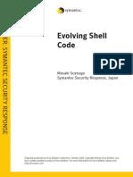 Evolving.shell