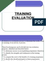 Levels of Training Impact Evaluation