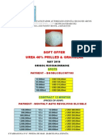 Soft Offer Urea-may10