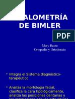 Cefalometr+Â¡a de Bimler