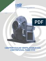 Ventilatori KLIMA