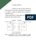Dupla Camada Difusa, PCZ e Delta pH