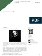 A Poesia Maldita e Impiedosa de Baudelaire