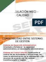 Armonización MECI - Calidad