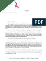 ELCS / Maires 93 / Demande d'adhésion et de subvention