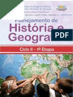 História e Geografia