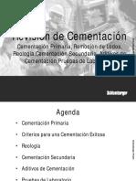 Revisión de La Tecnología de Cementación