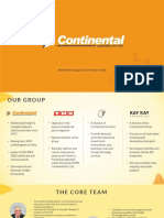 Continental Carriers Profile