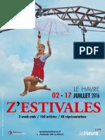 Les Z'Estivales 2016