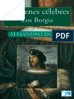 Crímenes Célebres. Los Borgia (1492-1507) – Alexandre Dumas