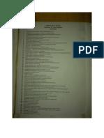 onco subject list