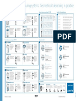 Form Olcum Parametreleri Poster, Geometric tolerances
