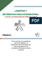 Logística, Dfi e Incoterms[1]