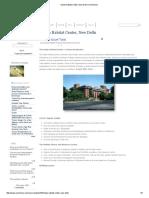 Indian Habitat Center, New Delhi _ Archinomy