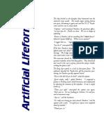 Artificial Lifeforms Sourcebook